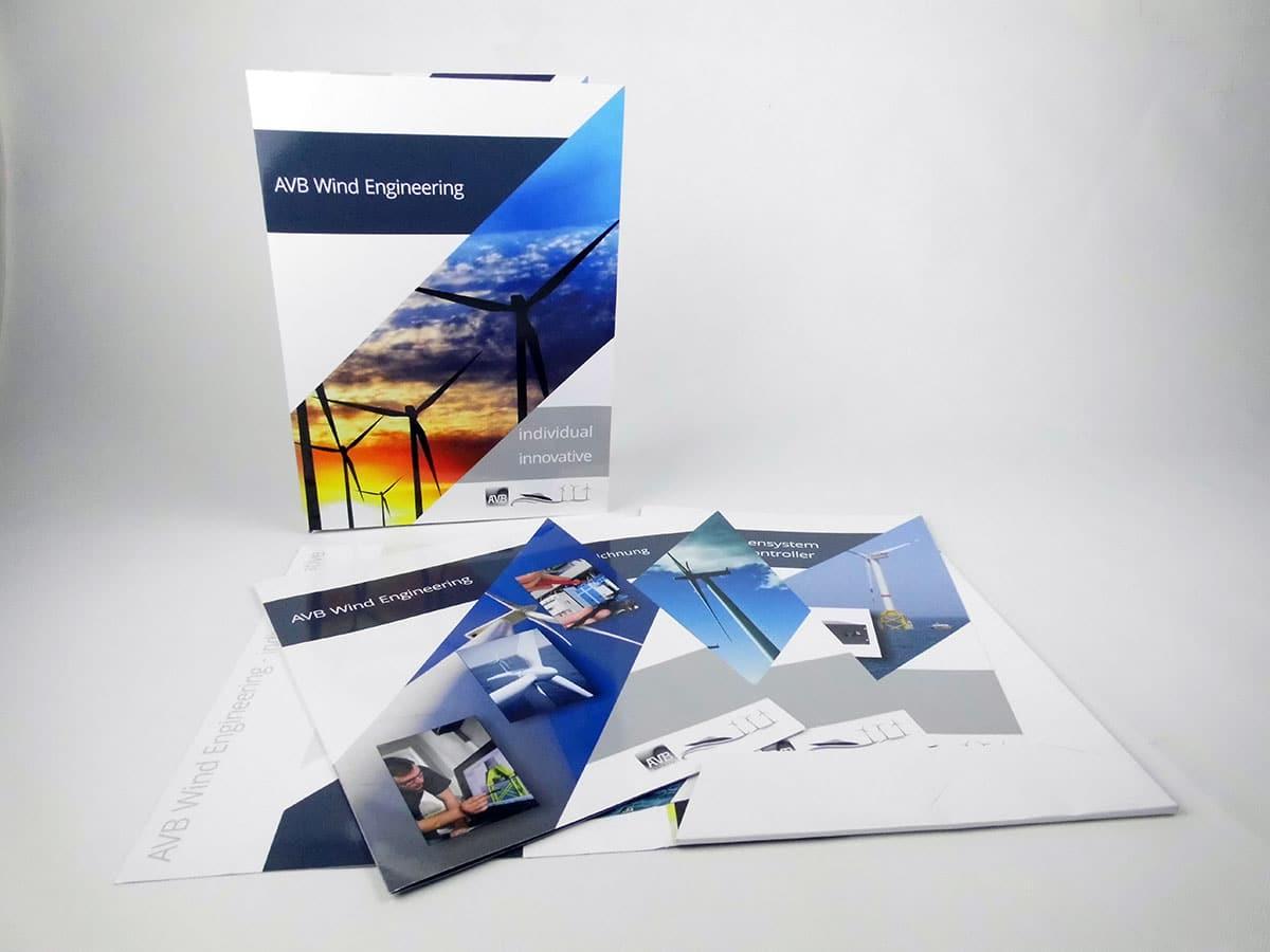 AVB Imagemappe Windenergie avb  Show it avb
