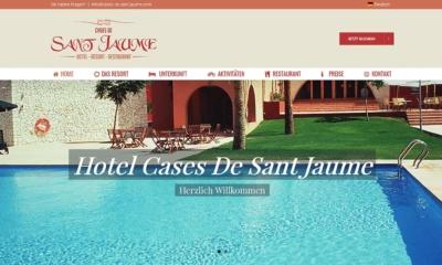 Webpräsenz Cases de Sant Jaume cases web 400x240  Show it cases web 400x240