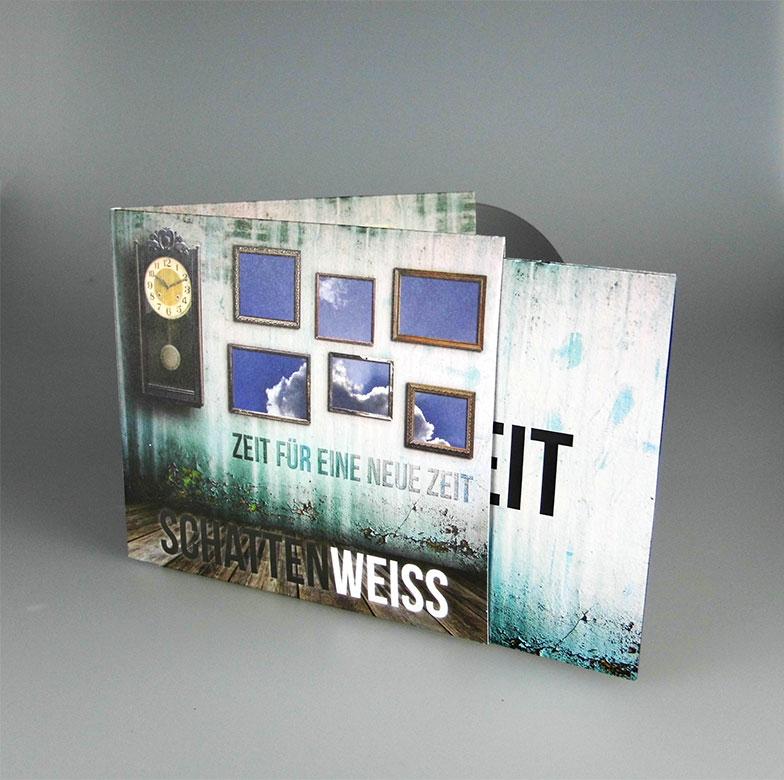 CD Artwork Schattenweiss  CD Artwork Schattenweiss cd artwork schattenweiss  Show it cd artwork schattenweiss