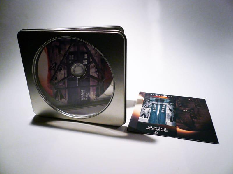 CD Artwork das-kollektiv.net cd kollektiv  Show it cd kollektiv