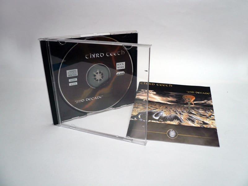 CD Artwork Third Teeth cd third 1  Show it cd third 1