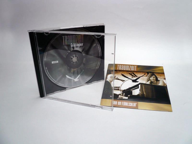 CD Artwork Traum & Zeit Music cd traum 1  Show it cd traum 1