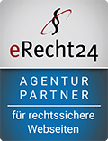 [object object] Form it erecht24 siegel agenturpartner