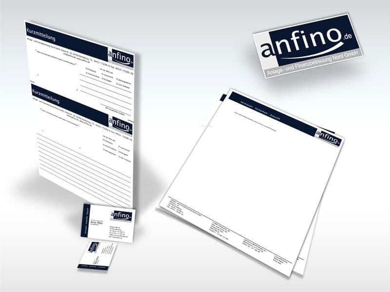 Corporate Design Anfino GmbH form it corp anfino2  Show it form it corp anfino2