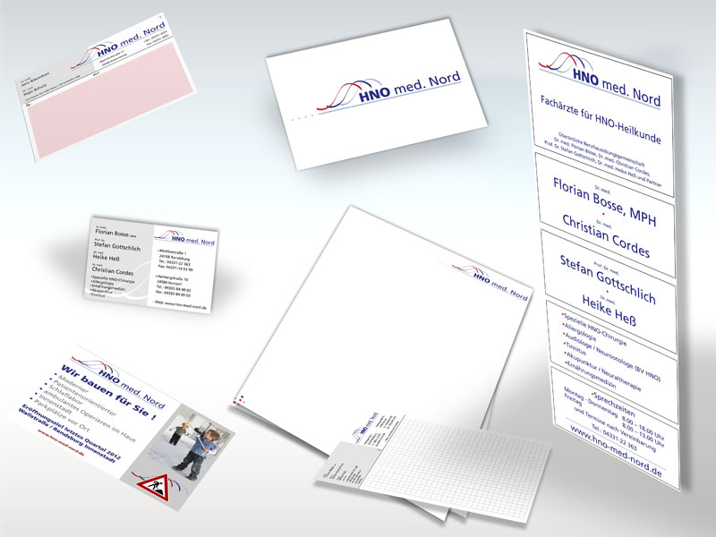 Corporate Design HNO med. Nord form it corp hno2 1  Show it form it corp hno2 1