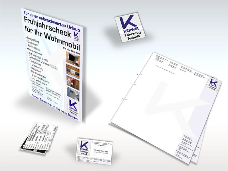 Corporate Design Kerwel Fahrzeugtechnik form it corp kerwel2  Show it form it corp kerwel2