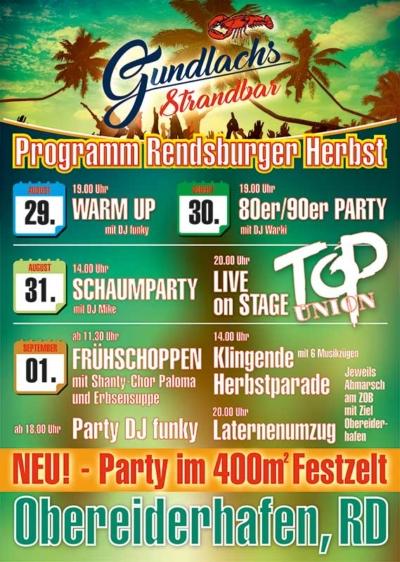 Plakat Gundlachs Rendsburger Herbst  Plakat Gundlachs Rendsburger Herbst gundlachs rd herbst 19 400x562  Update it gundlachs rd herbst 19 400x562