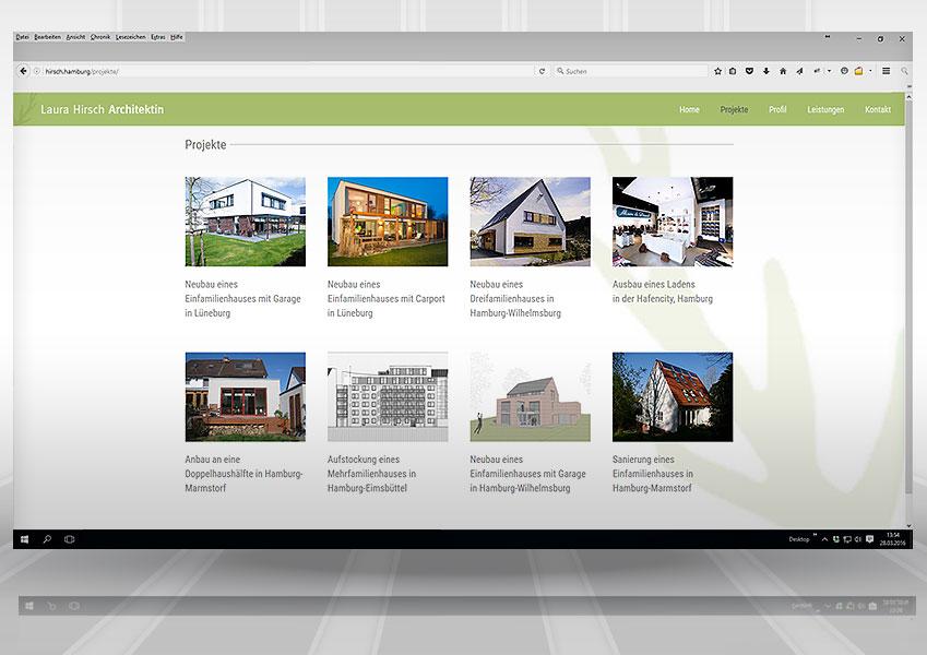Webdesign Hirsch Architektin hirsch architektin 1  Show it hirsch architektin 1