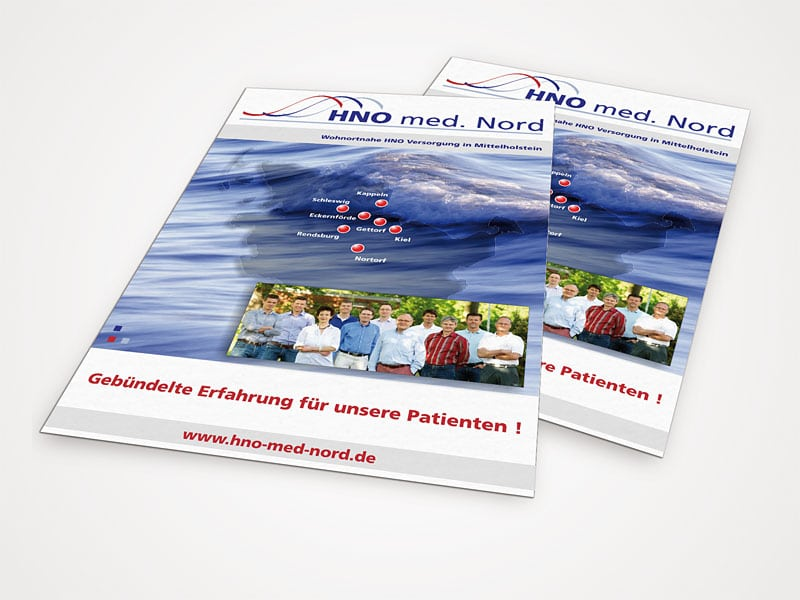 Plakate HNO med Nord hno 1  Show it hno 1
