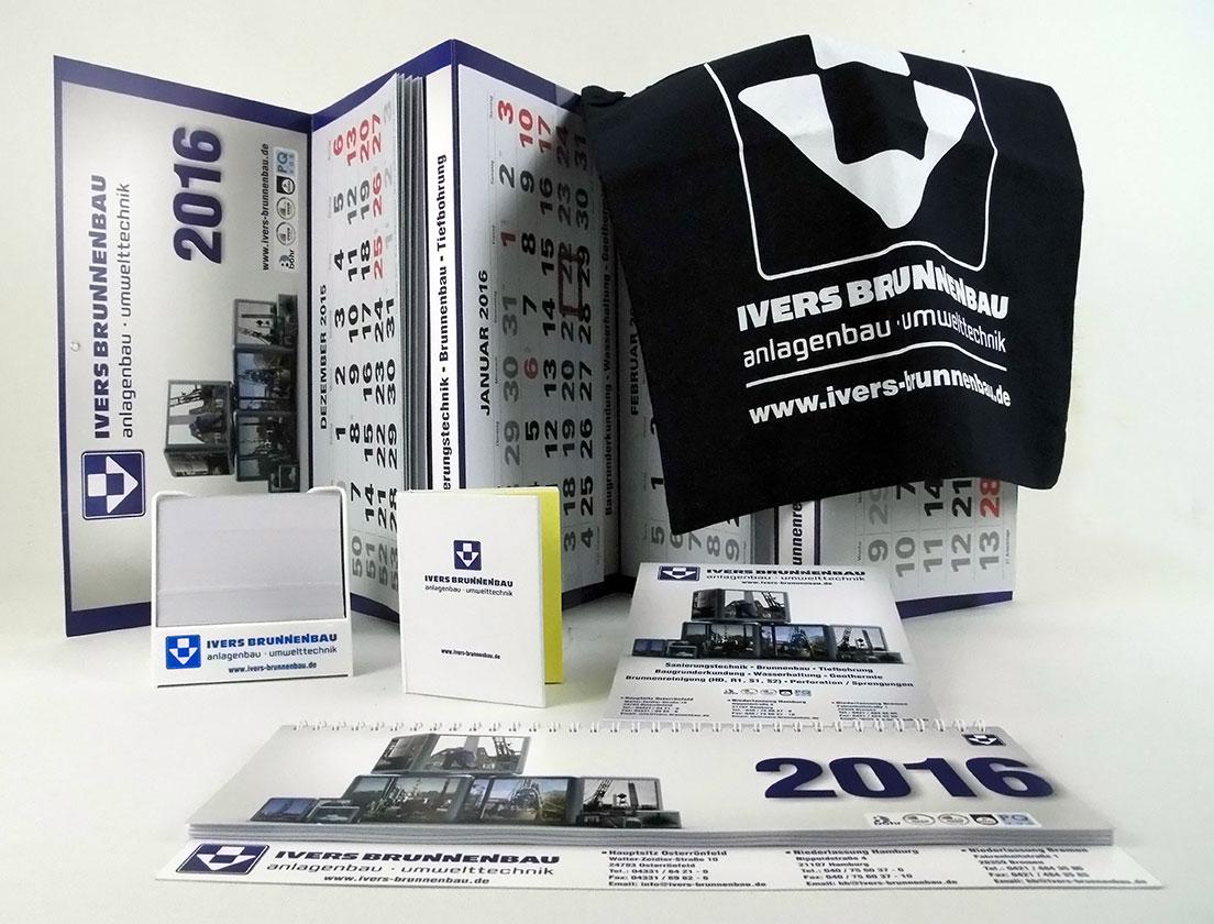 Werbepräsente Ivers Brunnenbau GmbH ivers geschenkartikel  Show it ivers geschenkartikel