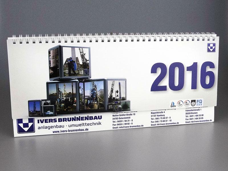 Tischkalender Ivers ivers kalender 1  Show it ivers kalender 1