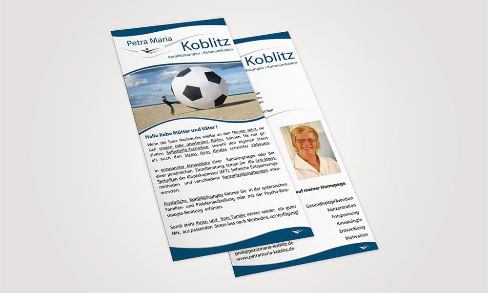 Flyer Koblitz koblitz 1  Show it koblitz 1