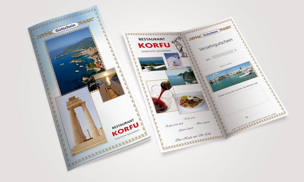 Gutschein Restaurant Korfu korfu2  Show it korfu2