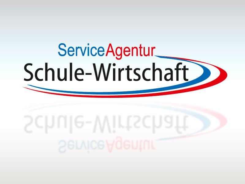 Logodesign SchuWi l schule wirtschaft  Show it l schule wirtschaft
