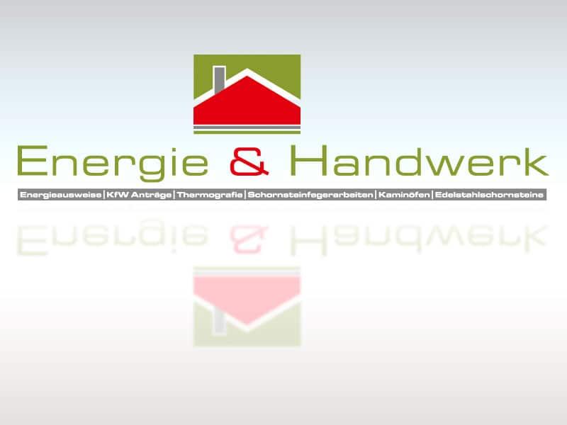 Logodesign Energie und Handwerk logo energie und handwerk  Show it logo energie und handwerk