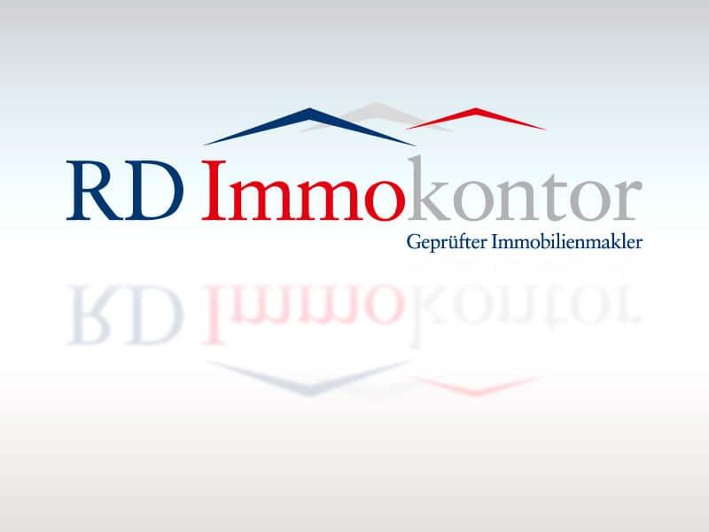 Logodesign RD Immokontor logo rd immokontor  Show it logo rd immokontor