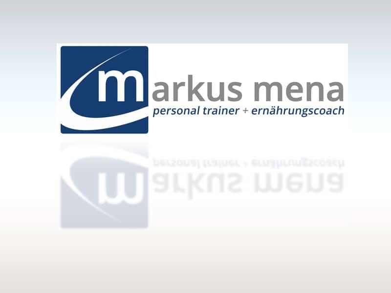 Logodesign Markus Mena logo markus mena  Show it logo markus mena