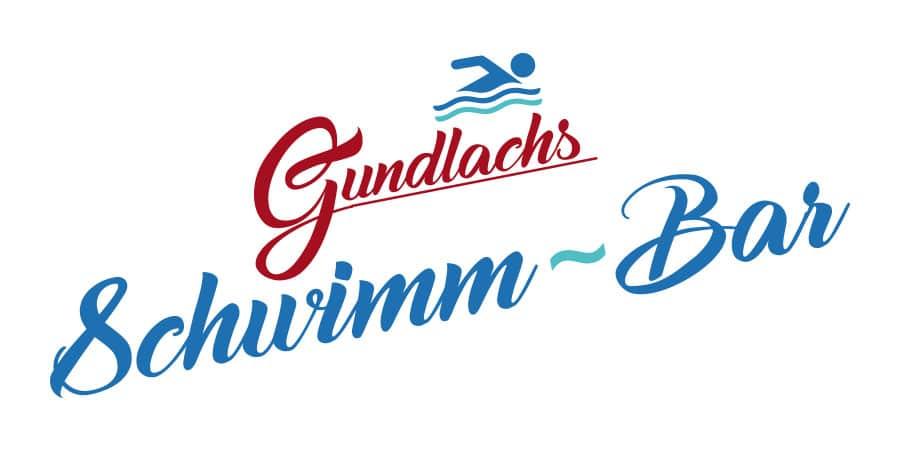 Logo Gundlachs Schwimm-Bar logo schwimmbar  Show it logo schwimmbar