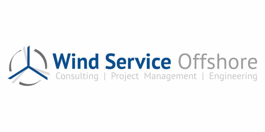 Logo Nord-Ostsee Personal Logo Wind Service Offshore logo wso