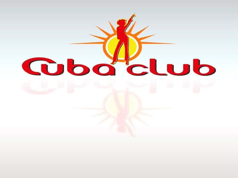 Logodesign Cuba Club lt cubaclub  Show it lt cubaclub