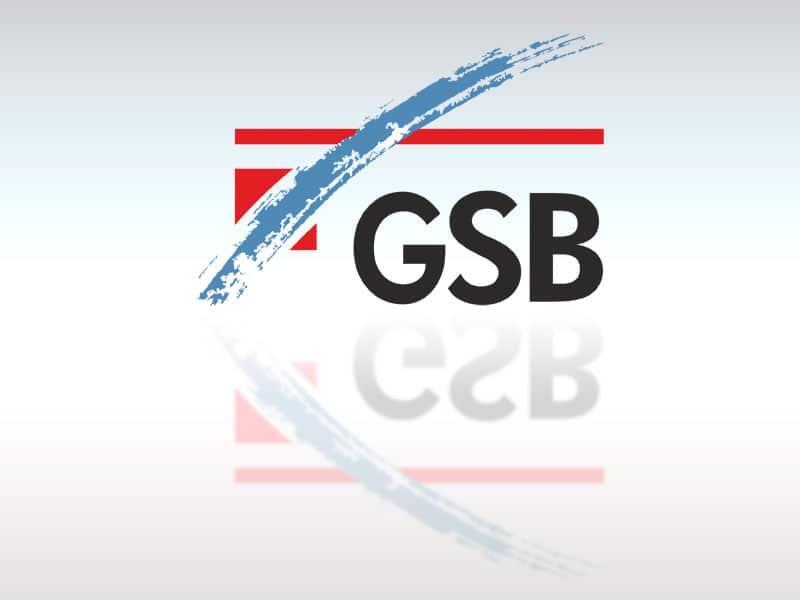 Logodesign GSB lt gsb  Show it lt gsb