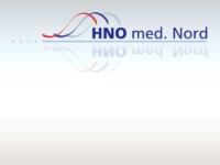 Logodesign HNO med. Nord lt hno 1 200x150
