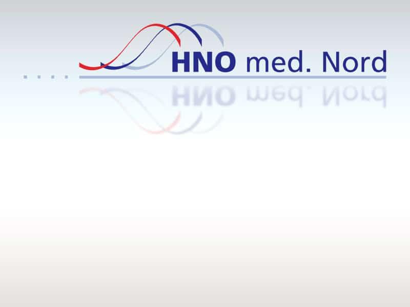 Logodesign HNO med. Nord lt hno 1  Show it lt hno 1
