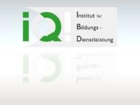 Logodesign IQ Institut lt iq 200x150