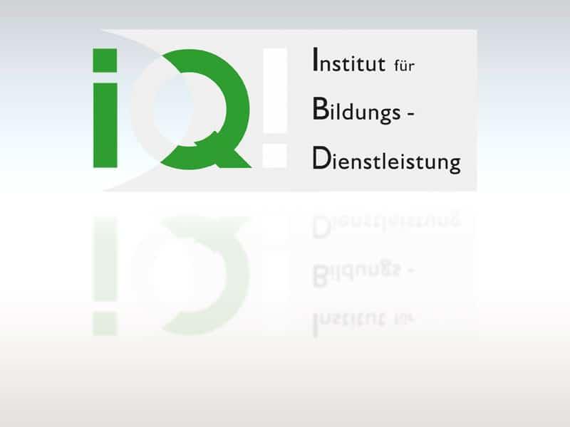 Logodesign IQ Institut lt iq  Show it lt iq