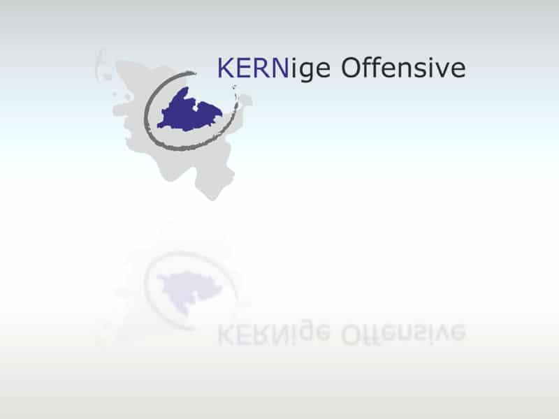 Logodesign Kernige Offensive lt kernige  Show it lt kernige