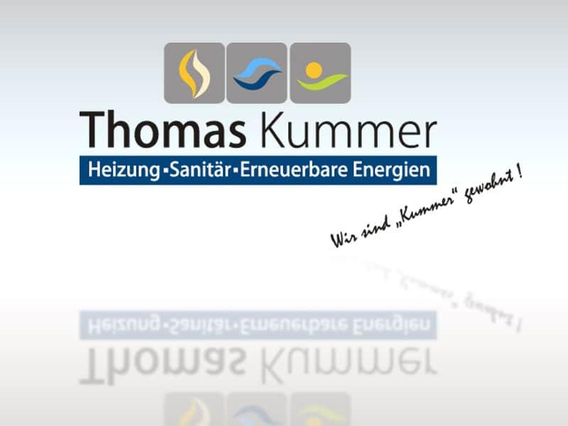Logodesign Kummer lt kummer  Show it lt kummer