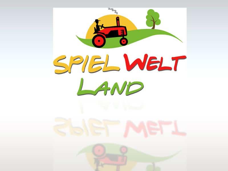 Logodesign Spielweltland lt spielwelt  Show it lt spielwelt
