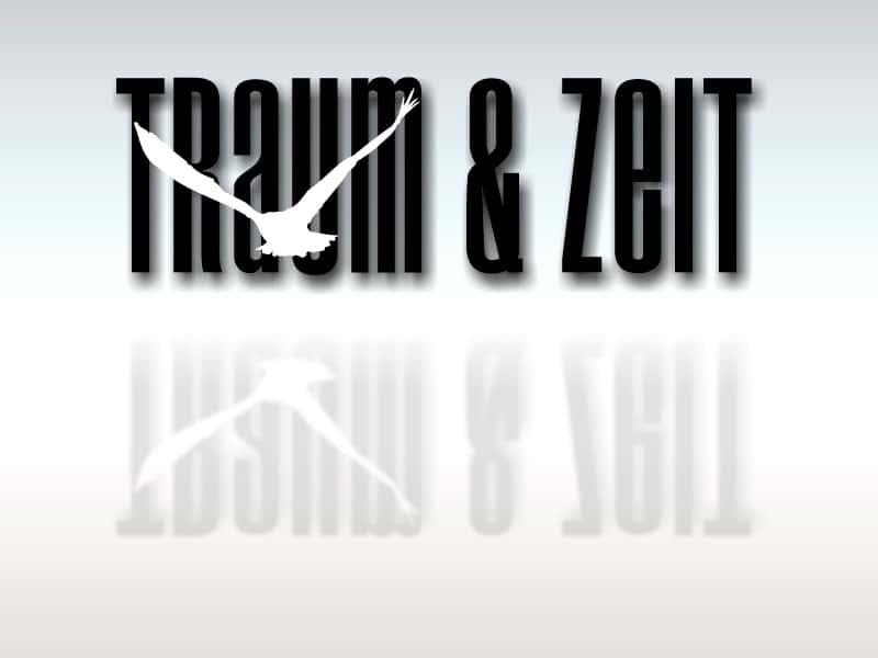 Logodesign Traum & Zeit lt traumzeit  Show it lt traumzeit