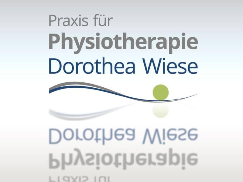 Logodesign Physiotheapie lt wiese  Show it lt wiese
