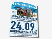 Drucksachen Oktoberfest plakat oktoberfest 200x150