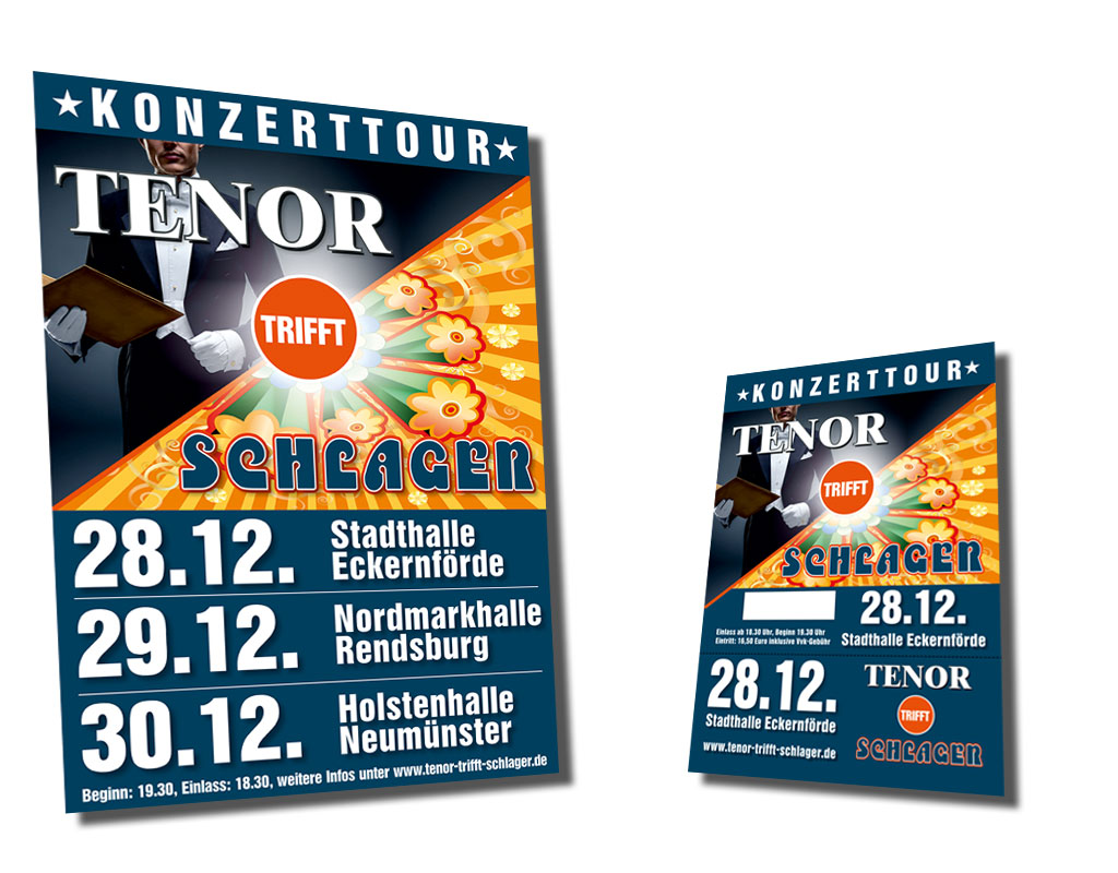 Plakate + Eintrittskarten Tenor trifft Schlager  Plakate + Eintrittskarten Tenor trifft Schlager plakate tenor trifft schlager  Show it plakate tenor trifft schlager