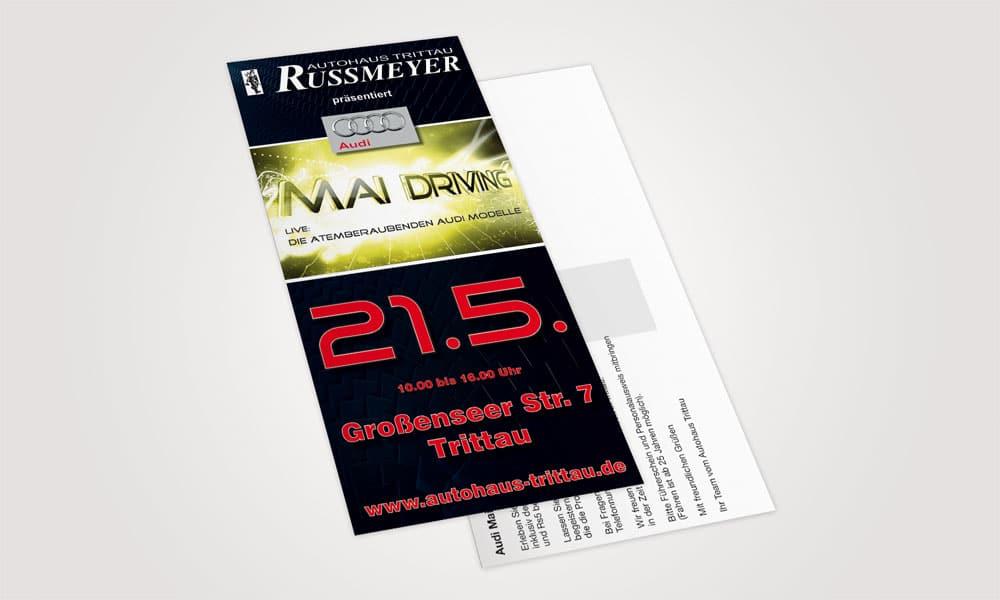 Flyer Russmeyer russmeyer 1  Show it russmeyer 1
