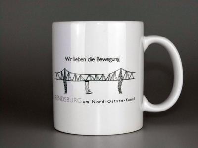 """Produktfotografie """"Wir lieben Bewegung""""  Die Tasse gibt es unter www.debuukart.de zu kaufen! tasse 400x300  Show it tasse 400x300"""