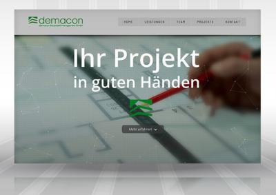 Webdesign demacon GmbH  Webdesign demacon GmbH web demacon 2 400x283  Update it web demacon 2 400x283