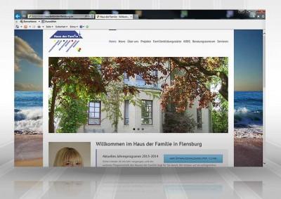 Webdesign Haus der Familie web hdf 1 400x283  Show it web hdf 1 400x283