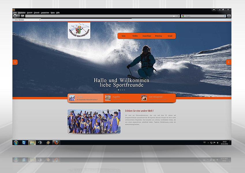 Webpräsenz Jörns Skireisen web joern 1  Show it web joern 1