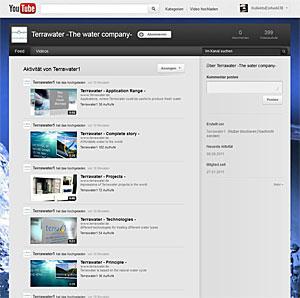 Conn youtubeterrawater